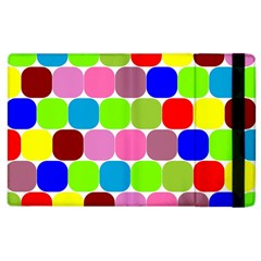 Color Apple Ipad 3/4 Flip Case by Siebenhuehner