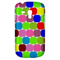 Color Samsung Galaxy S3 Mini I8190 Hardshell Case by Siebenhuehner