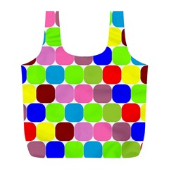 Color Reusable Bag (l) by Siebenhuehner