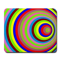 Color Large Mouse Pad (rectangle) by Siebenhuehner
