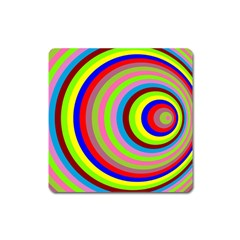 Color Magnet (square) by Siebenhuehner