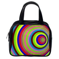Color Classic Handbag (one Side) by Siebenhuehner