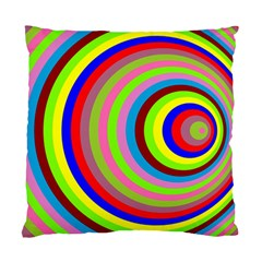 Color Cushion Case (single Sided)  by Siebenhuehner