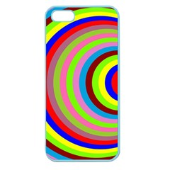 Color Apple Seamless Iphone 5 Case (color) by Siebenhuehner