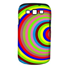 Color Samsung Galaxy S Iii Classic Hardshell Case (pc+silicone) by Siebenhuehner