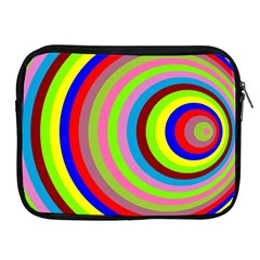 Color Apple Ipad Zippered Sleeve by Siebenhuehner