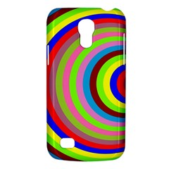 Color Samsung Galaxy S4 Mini (gt I9190) Hardshell Case  by Siebenhuehner