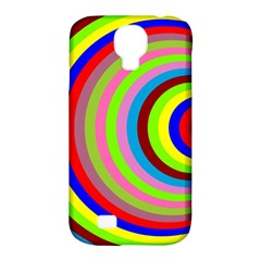 Color Samsung Galaxy S4 Classic Hardshell Case (pc+silicone) by Siebenhuehner