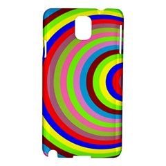 Color Samsung Galaxy Note 3 N9005 Hardshell Case by Siebenhuehner
