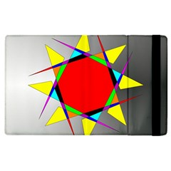 Star Apple Ipad 2 Flip Case by Siebenhuehner