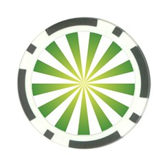 Pattern Poker Chip (10 Pack) by Siebenhuehner