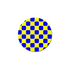 Pattern Golf Ball Marker by Siebenhuehner