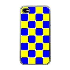 Pattern Apple Iphone 4 Case (clear) by Siebenhuehner