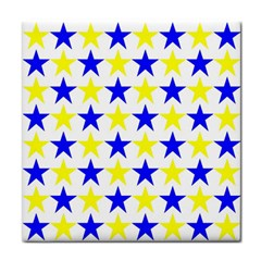 Star Ceramic Tile by Siebenhuehner