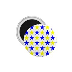 Star 1 75  Button Magnet by Siebenhuehner