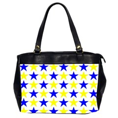 Star Oversize Office Handbag (two Sides) by Siebenhuehner