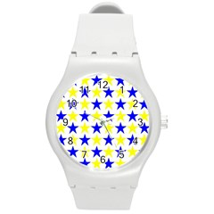 Star Plastic Sport Watch (medium) by Siebenhuehner