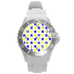 Star Plastic Sport Watch (large) by Siebenhuehner