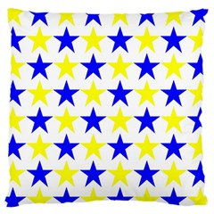 Star Large Cushion Case (two Sided)  by Siebenhuehner