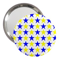 Star 3  Handbag Mirror by Siebenhuehner