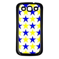 Star Samsung Galaxy S3 Back Case (black) by Siebenhuehner