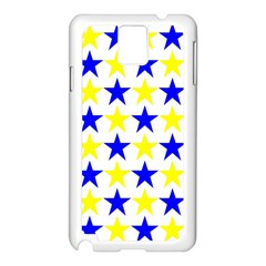 Star Samsung Galaxy Note 3 N9005 Case (white) by Siebenhuehner