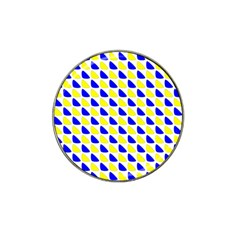 Pattern Golf Ball Marker (for Hat Clip) by Siebenhuehner