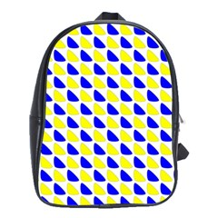 Pattern School Bag (large) by Siebenhuehner