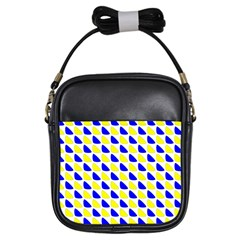 Pattern Girl s Sling Bag by Siebenhuehner