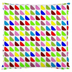 Pattern Large Cushion Case (two Sided)  by Siebenhuehner