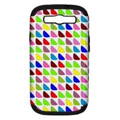 Pattern Samsung Galaxy S Iii Hardshell Case (pc+silicone)