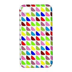 Pattern Apple Iphone 4/4s Hardshell Case With Stand