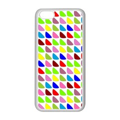 Pattern Apple Iphone 5c Seamless Case (white)