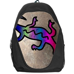 Lizard Backpack Bag