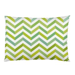 Chevron  Pillow Case (two Sides) by Contest1888309