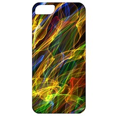Abstract Smoke Apple Iphone 5 Classic Hardshell Case by StuffOrSomething