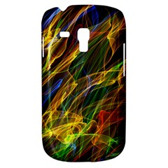 Abstract Smoke Samsung Galaxy S3 Mini I8190 Hardshell Case by StuffOrSomething