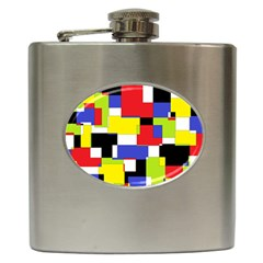 Mod Geometric Hip Flask by StuffOrSomething