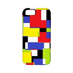 Mod Geometric Apple Iphone 5 Classic Hardshell Case (pc+silicone) by StuffOrSomething