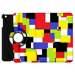 Mod Geometric Apple Ipad Mini Flip 360 Case by StuffOrSomething