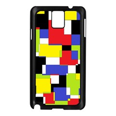 Mod Geometric Samsung Galaxy Note 3 N9005 Case (black) by StuffOrSomething