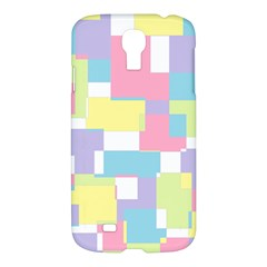 Mod Pastel Geometric Samsung Galaxy S4 I9500/i9505 Hardshell Case by StuffOrSomething