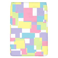 Mod Pastel Geometric Removable Flap Cover (large) by StuffOrSomething