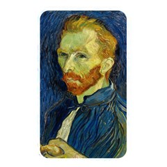 Vincent Van Gogh Self Portrait With Palette Memory Card Reader (rectangular) by MasterpiecesOfArt