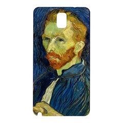 Vincent Van Gogh Self Portrait With Palette Samsung Galaxy Note 3 N9005 Hardshell Back Case by MasterpiecesOfArt