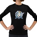 The Tooth Fairy Women s Long Sleeve T-shirt (Dark Colored) Front