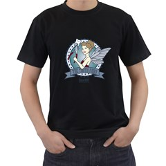 The Tooth Fairy Men s T Shirt (black) by Contest1913692