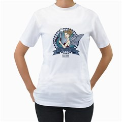 The Tooth Fairy Women s T Shirt (white)  by Contest1913692