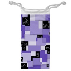Purple Pain Modular Jewelry Bag by FunWithFibro