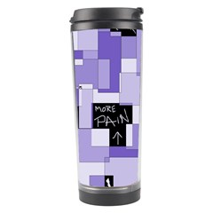 Purple Pain Modular Travel Tumbler by FunWithFibro